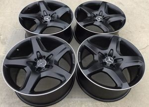 "21"" Mercedes GL63 GL550 GL450 GLS63 AMG wheels for Sale in San Diego, CA"