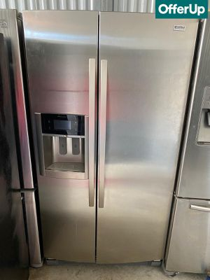 Stainless Steel Kenmore Refrigerator Fridge Ask for Delivery! #1283 for Sale in Melbourne, FL