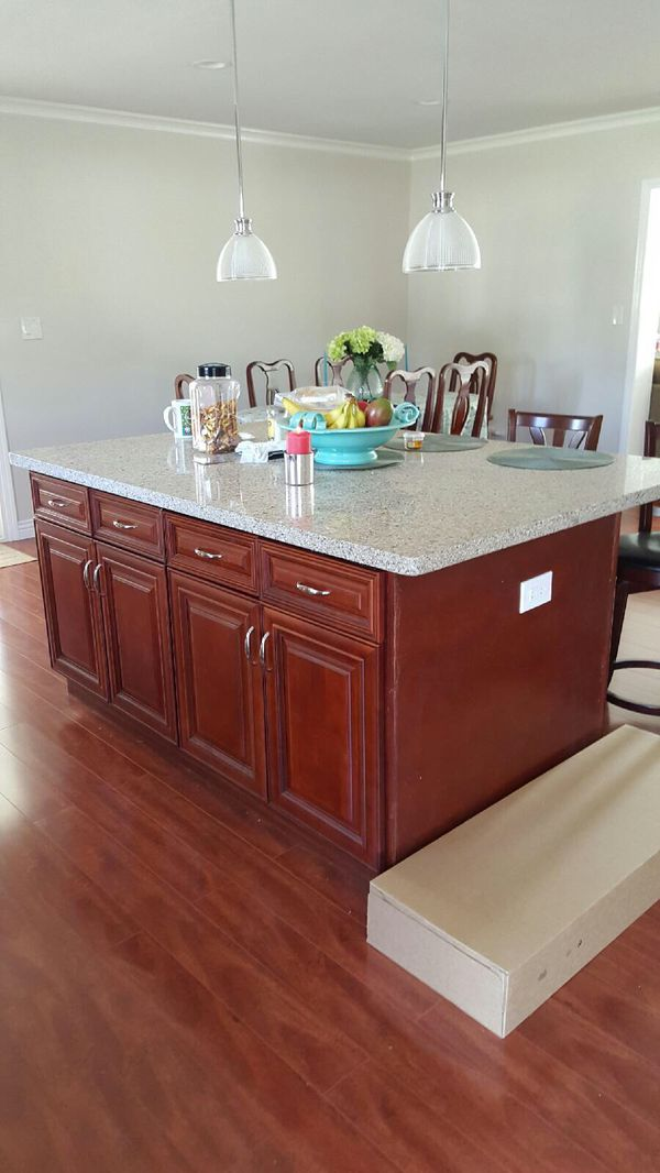 Kitchen island cabinet for Sale in South El Monte, CA ...