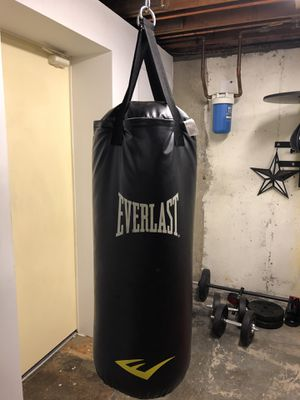 Punching bag for Sale in East Bridgewater, MA