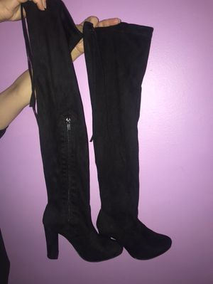 Thigh high boots for sale! for Sale in Garden Grove, CA