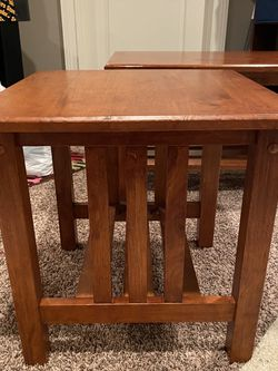 Matching Coffee And End Table Bookshelf for Sale in Eighty Four,  PA