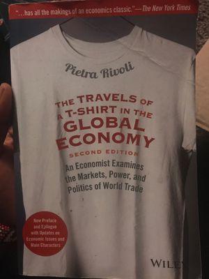 Economics book for Sale in West Terre Haute, IN