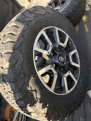 285 / 65 / R18 all terrain Terrain Tires for Sale in Tigard, OR