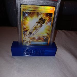 Pokemon PSA Card Stand for Sale in New Port Richey, FL
