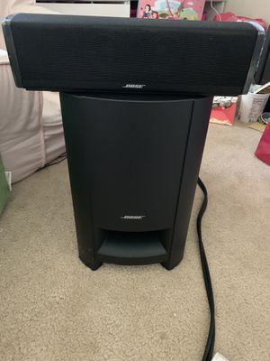 Bose Cinemate 15 Home Theatre Speaker System - Black for Sale in San Jose, CA