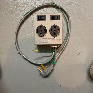 Miele Appliance Splitter Receptacle Box Like New for Sale in Miami, FL