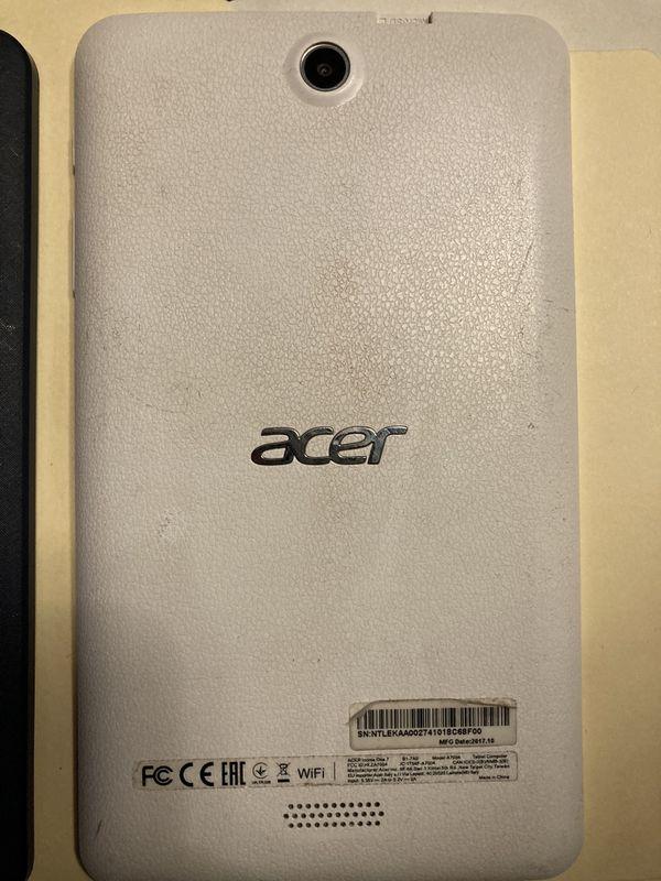 Acer/onn tablets