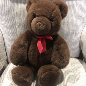 Authentic Gund Brown Teddy Bear for Sale in Scotch Plains, NJ