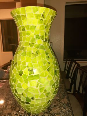 Mosaic vase for Sale in Long Beach, CA