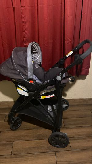 GRACO STROLLER AND CARSEAT for Sale in Phoenix, AZ