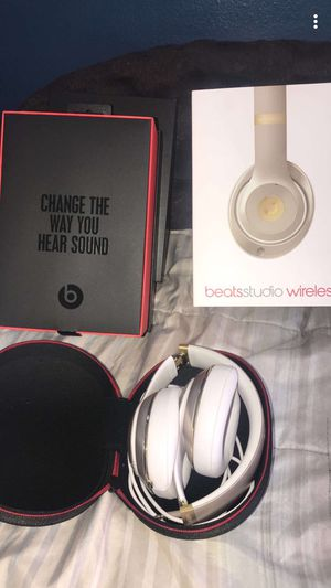 Wireless studio beats for Sale in Tigard, OR