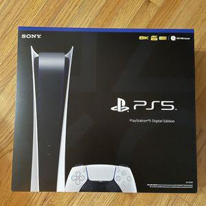 PlayStation 5 Digital Edition for Sale in Portland, OR