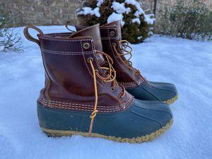 "L.L.Bean ""Bean Boots"" Womens 9m, brand new, worn twice for Sale in Columbia, TN"
