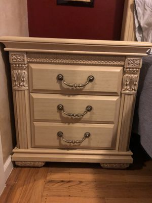 Queen Headboard and End Tables for Sale in San Bruno, CA