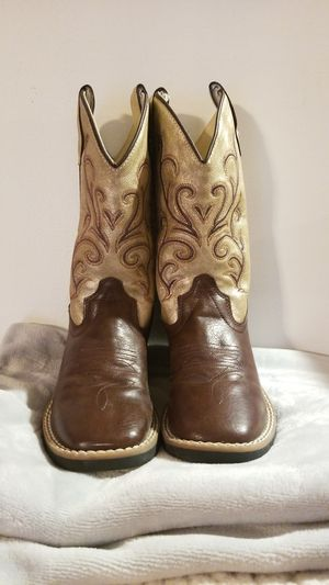 Old west Boots size 11 for Sale in Barnhart, MO