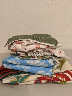Cotton cut fabric (several yards) for Sale in San Diego, CA