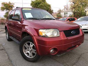 2005 Ford Escape Limited for Sale in Sacramento, CA