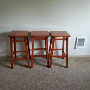 Wood Stools for Sale in Portland, OR