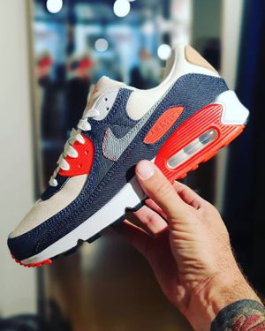 nike air max 90 denham size 7 for Sale in Palmdale, CA