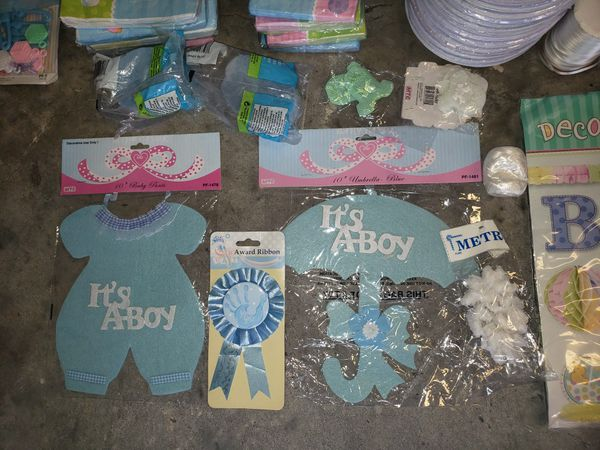 Baby Shower Supply/Decorations