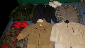 Kids Jacket 2T,3T,4T shoes size 7 for Sale in Fresno, CA
