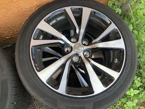 Nissan Maxima rims 17inch $350 for Sale in Miramar, FL