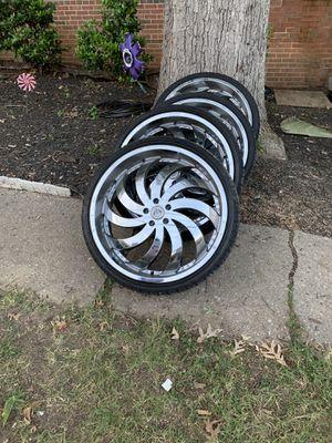 24 inch rims for Sale in Richmond, VA