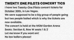 Concert Tickets for Sale in Yucaipa, CA