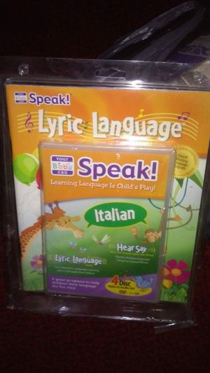 Brand New Language Learning kits for Sale in Phoenix, AZ