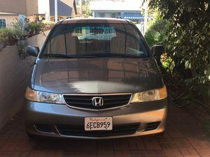 2002 Honda Odyssey for Sale in San Diego, CA