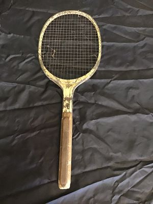 Wood tennis racket (Flyer) for Sale in Downers Grove, IL
