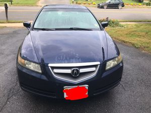 2004 Acura tl w/Nav for Sale in Fairfax, VA