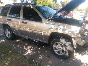 Jeep grand Cherokee parts for Sale in Phoenix, AZ
