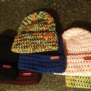 Handmade crochet hats for Sale in Philadelphia, PA