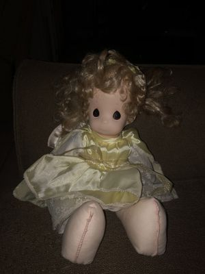 Precious moments doll 1990's era for Sale in Humble, TX