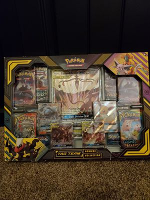 Pokemon Tag Team Power Collection Box! New for Sale in Vancouver, WA