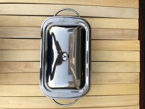 Pyrex chafing dish $15 for Sale in Aurora, IL