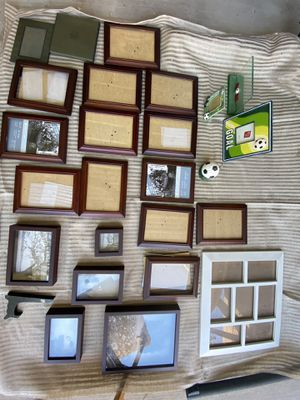 Assorted Picture Frames for Sale in Nipomo, CA