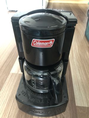 Coleman stovetop coffee maker for Sale in Medford, MA