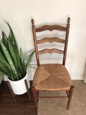 Wooden Chair for Sale in Encinitas, CA