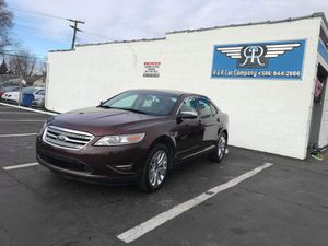 2010 Ford Taurus LIMITED LEATHER INTERIOR for Sale in Clinton Township, MI