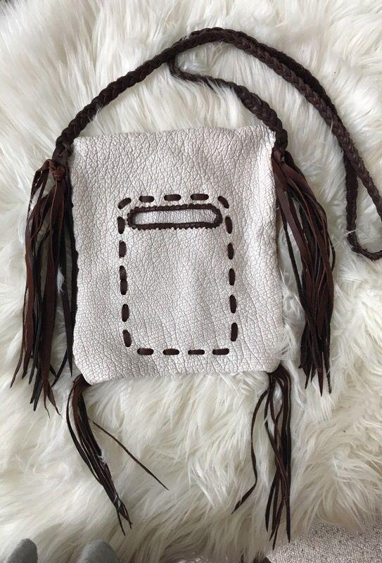 Cool boho shoulder purse/bag