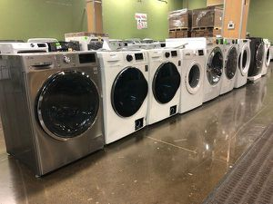 Brand New Front Load Washers WR for Sale in West Covina, CA