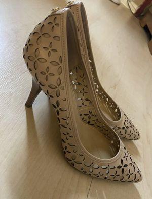 Michael Kors Leather Heels for Sale in San Jacinto, CA