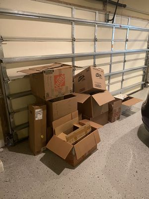 Free Boxes for Sale in Windermere, FL