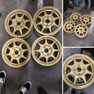 4x100 wheels and tires for Sale in Portland, OR