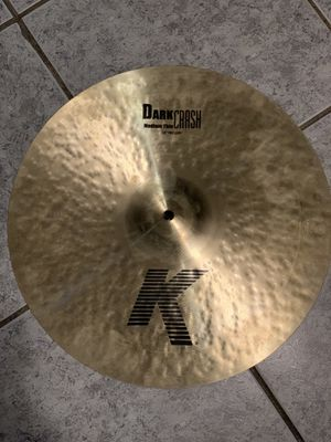 """Crash cymbal 16"""" for Sale in Brooklyn, NY"""