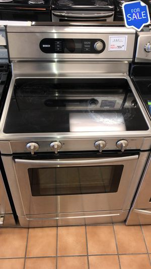 BIG BARGAINS!! LOWEST PRICES! Bosch Electric Stove Oven Free Delivery #1576 for Sale in Glen Burnie, MD