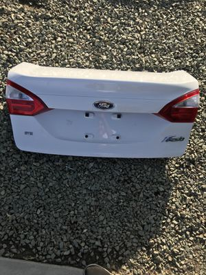 2011 - 2015 Ford Fiesta complete trunk for Sale in Los Angeles, CA